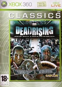 Dead Rising Box Shot For Xbox 360 GameFAQs