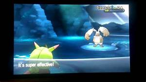 Pokemon x and y bunnelby evolution - YouTube