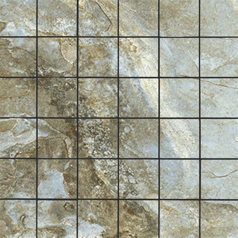 porcelain mosaic floor tile shop floors 2000 keystone blue uniform squares mosaic porcelain floor and wall tile common 13