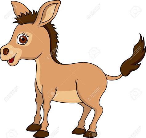 mule clipart cute horse pencil   color mule clipart