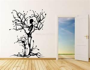 Wall art designs vinyl decals popular tree