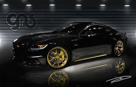 Ford Leva 12 Mustang Customizados Ao Sema Show