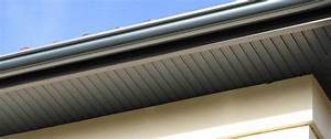 Habillage d'avant toit, planche de rive sur Toulouse (31), le Tarn, le Gers et l'Ariege : Alu