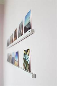 Bilderleiste Selber Machen : diy fotos mit einer mini bilderleiste in szene setzen sch n und fein nursery babyzimmer ~ Markanthonyermac.com Haus und Dekorationen