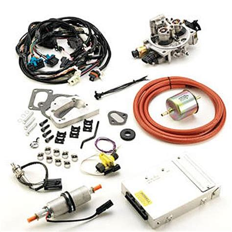 Howell Fuel Injection Wiring Harnes by Howell Fuel Injection Kit For Fj40 Toyota Howell