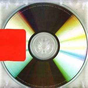 Kanye West - Yeezus - LP Colored Vinyl | Ear Candy Music