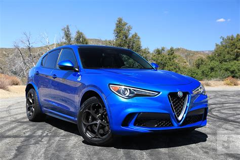 2018 alfa romeo stelvio quadrifoglio review digital trends