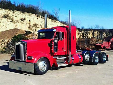kenworth heavy kenworth custom w900l heavy haul kenworth trucks