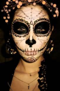 hochzeitsgeschenke selber basteln ideen sugar skull make up