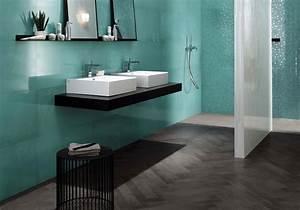 salle de bains 15 sols qui font la difference elle With salle de bain carrele