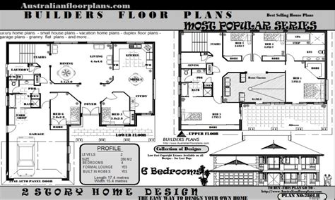 6 bedroom house plans 6 bedroom house floor plans 5 bedroom house federation