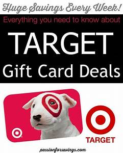 Target Gift Cards | How to Save with Gift Card Deals at Target