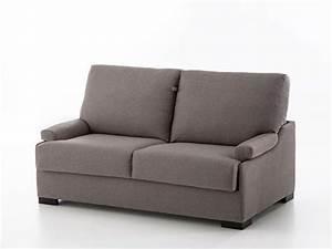 Canape 2 places longueur 120 cm meuble et deco for Longueur canapé 2 places