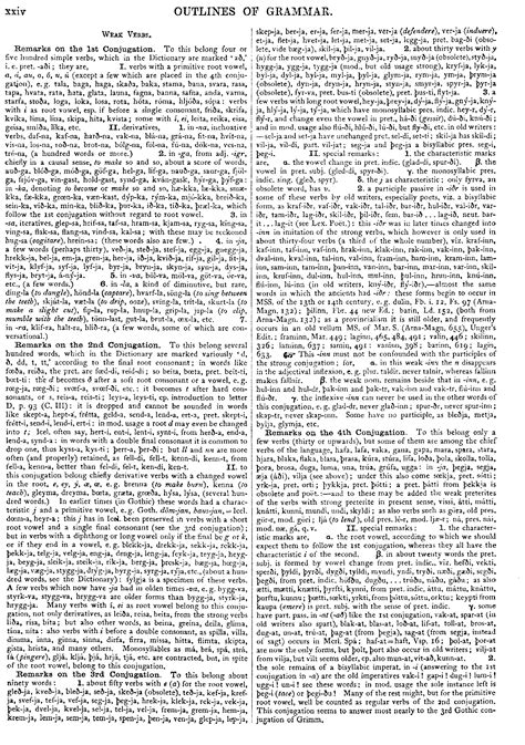 An Icelandic English Dictionary