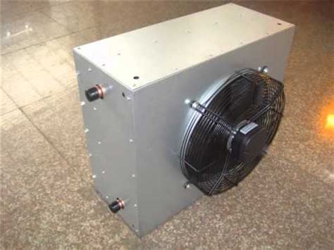 water  air heat exchanger outdoor wood furnace youtube