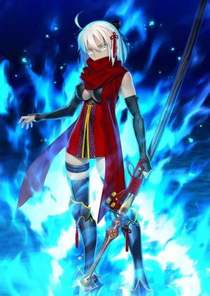 okita souji alter  star alter ego limited servant
