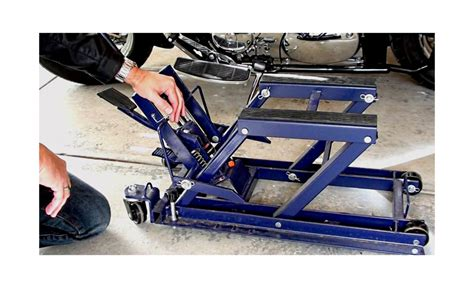 Top 12 Motorcycle Jacks Lifts Stands Reviewed For July 2019
