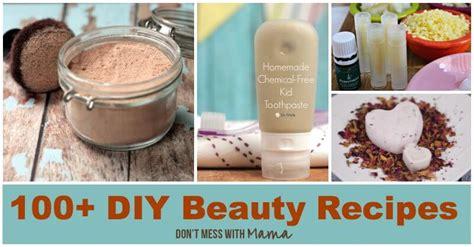 diy recipe 100 diy make up personal care recipes