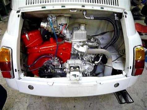 moteur fiat 500 fiat giannini 500tvs moteur refait 224 neuf il tourne 18 mai 2009