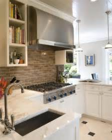 gray kitchen backsplash transitional kitchen tish