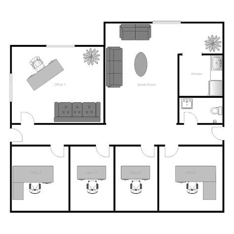 building floor plan office building floor plan