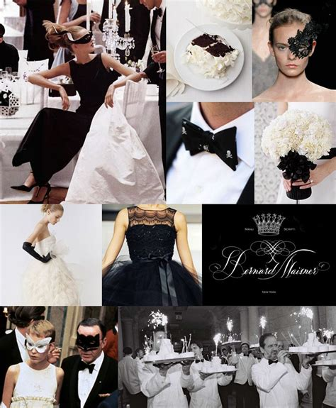 64 Best Black And White Masquerade Images On Pinterest