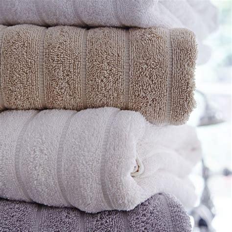 bianca cotton soft towels  cotton cream ivory
