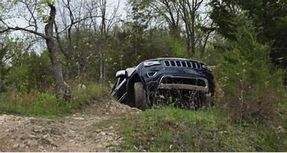 Jeep Cherokee Grand Road 4x4 Offroading Limited