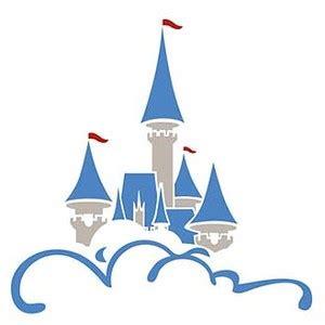 Disney Castle Clipart Best Disney Castle Clipart 4823 Clipartion