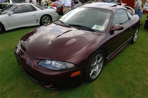 1998 Mitsubishi Eclipse by 1998 Mitsubishi Eclipse Pictures History Value Research