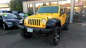 2008 Jeep Wrangler Unlimited X 4x4 Hard Top 6speed Manual