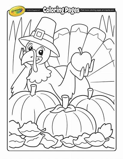 Thanksgiving Coloring Pages Printable Turkey Sheets Printables