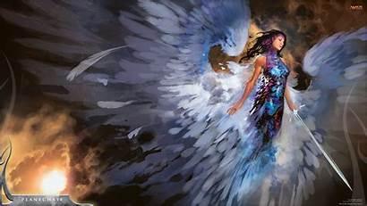 Planeswalker Magic Gathering Transmuter Master Wallpapers Artificer