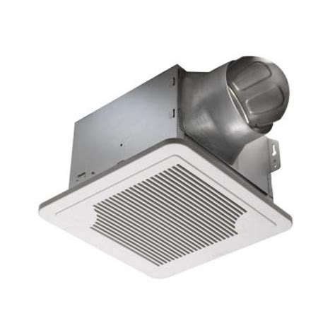 humidity controlled exhaust fan delta breez smart 130 cfm ceiling exhaust fan with