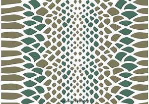 Snake Skin Vector Pattern - Download Free Vector Art ...