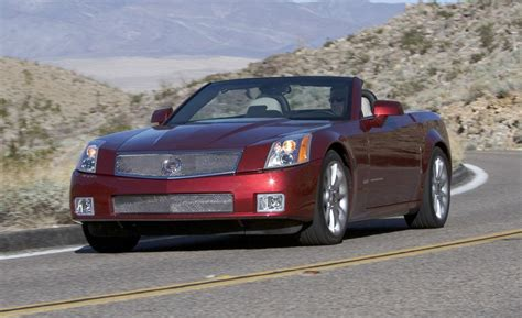 2008 cadillac xlr v car and driver