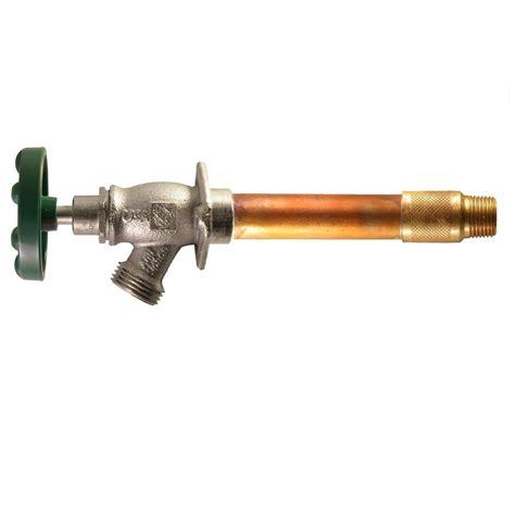 Arrowhead Brass 4 In Lead Free Antisiphon Frost Free