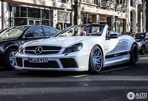 Mercedes 55 Amg : mercedes benz sl 55 amg r230 10 march 2014 autogespot ~ Medecine-chirurgie-esthetiques.com Avis de Voitures