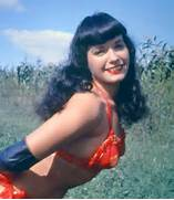 Bettie Page 2017