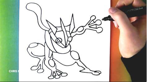 dessin facile comment dessiner hinobi n658 chris dessine