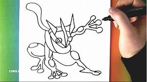 Dessin Citrouille Facile : dessin facile comment dessiner amphinobi n658 chris dessine youtube ~ Melissatoandfro.com Idées de Décoration