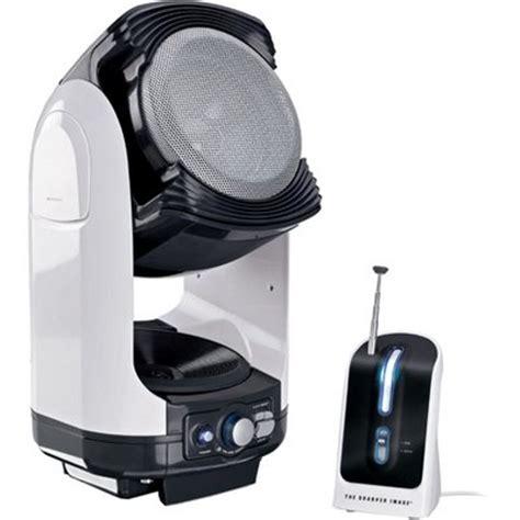 the sharper image wireless indoor outdoor speaker with