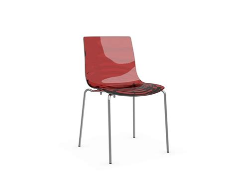 l eau chair by calligaris design archirivolto