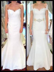 the time required for getting a bridal dress altered in With adding sleeves to a wedding dress before and after