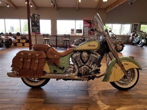 2017 Indian Chief Vintage For Sale 132 Used Motorcycles