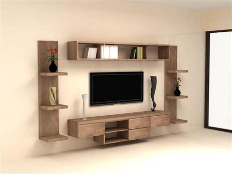 wall hung tv cabinet  mozaik furniture modern tv wall