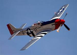 """NORTH AMERICAN P-51D """"MUSTANG"""" 'RED NOSE'. COMMEMORATIVE ..."""