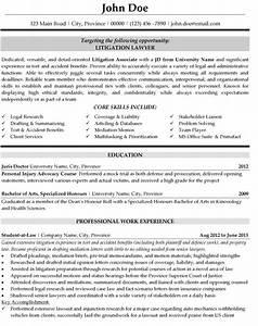 litigation lawyer resume template premium resume samples With lawyer resume template