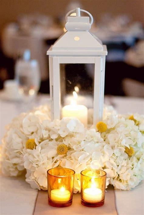Lantern centerpieces romantic table decoration ideas