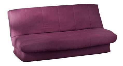 canapé couleur aubergine housse matelassee clic clac 28 images housse clic clac